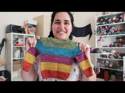 Knitting Expat - Episode 83 - Finished Objects Galore, A New Giveaway & Lots of Chatter!