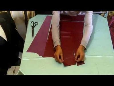 Making Leather Jacket