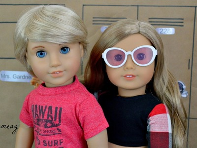 New American Girl Doll Jeans!! Opening Etsy Clothes from HannahsDressUp