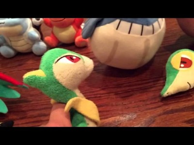 Pokemon Plush Adventures Season 6 Ep 1 Together Again