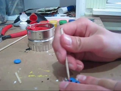 Popsicle Clay Tutorial