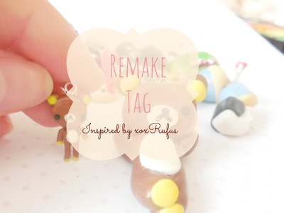 ♥Remake Tag ~ Inspired by XoxRufus♥