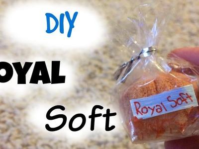 Royal soft squishy tutorial
