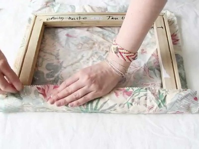 Three ways: How to update and upcycle picture frames