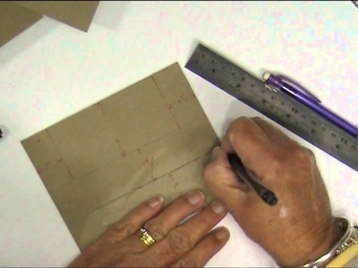 Tim Holtz (Harry Potter Inspired) Storage Unit - Process - Part 1