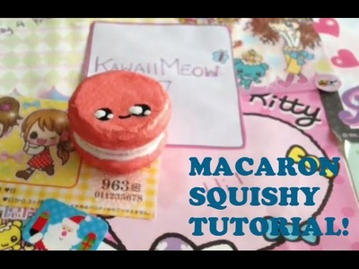 Tutorial:EASY Macaron Squishy