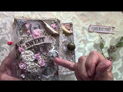 Tutorial Gift Box with Card