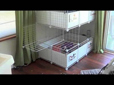 Video #72 New c & c cage