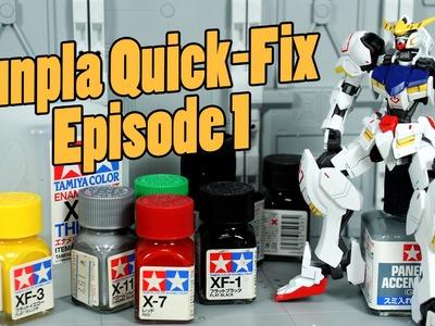 558 - Gunpla Quick-Fix Ep.1: Detail Painting HG Gundam Barbatos