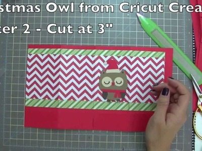 Christmas Treat Box Tutorial
