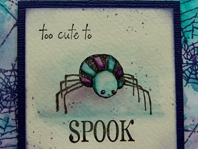 Halloween Card Series - Day 5 of 7