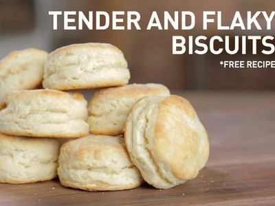 Homemade biscuits (with free recipe) | Craftsy Baking Tutorials