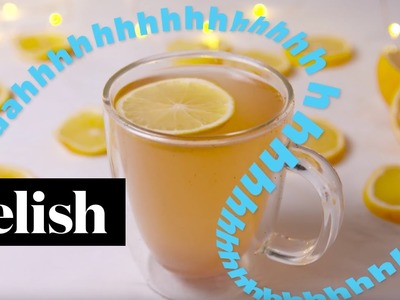 How To Make Bikini Detox Lemonade | Delish