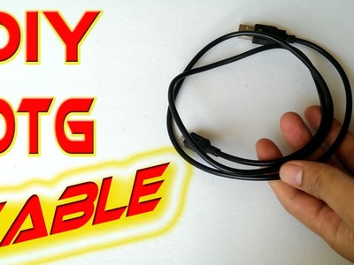 How to make OTG cable