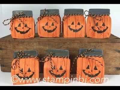 Jar of Haunts Pumpkin Treats
