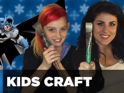 Kids Craft - Custom Coasters HOLIDAY EDITION!