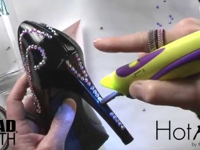 NEW ARRIVAL: the HotFX Cordless Vacuum Hotfix Applicator