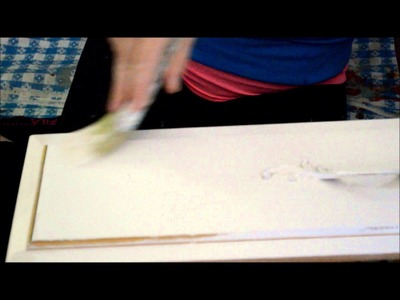 Painting Over Laminate with Annie Sloan Chalk Paint