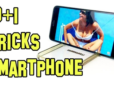 ✔ 10+1 Life Hacks For Your Smartphone