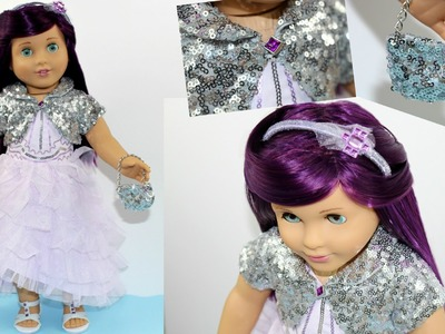 American Girl Doll Frosted Violet Gown Review
