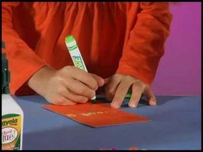 Crayola Pencil Holder