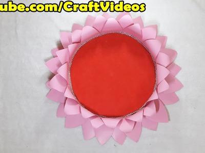 Diwali Decoration Ideas   Handmade singhasan for God Idols