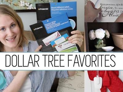 DOLLAR TREE FAVORITES  | Home & Organizing 2016