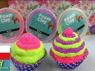 Foam Clay - vtipné dortíky