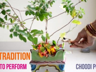 GSB tradition - How to perform choodi pooja in shravana masu?   Creative Indian Arts   #2