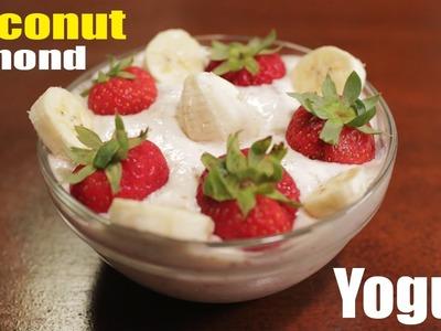 How To Make - Coconut Almond Yogurt