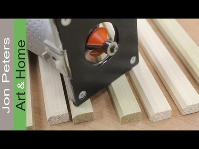 How to Make & Install Custom Shoe Molding
