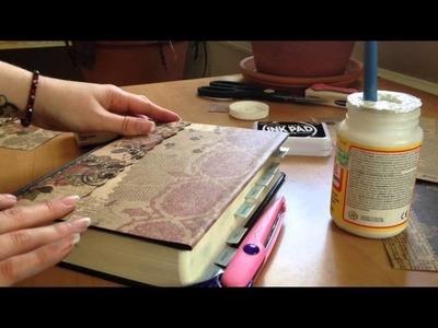 Journaling Bible Custom Cover