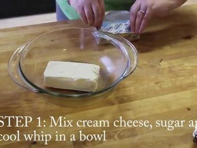 No-Bake Oreo Cheesecakes {Easy Baking Video}