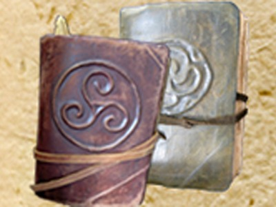 Pagan Scrapbook Supply - The Secret Circle, Cassie Blake's and Diana Meade's Book of Shadows