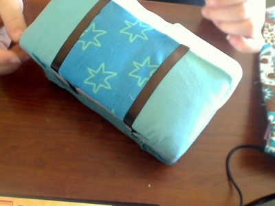 Video 2 - wipes case