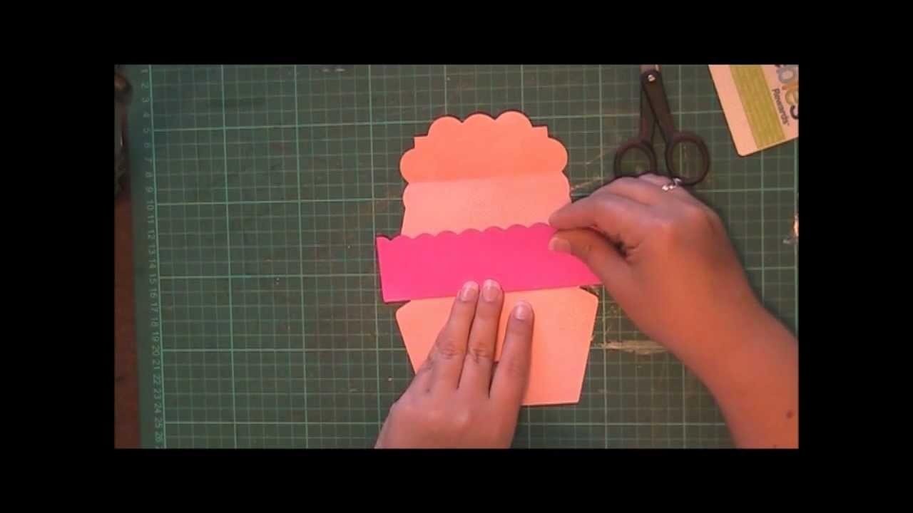 Cricut Purse Gift Card Holder