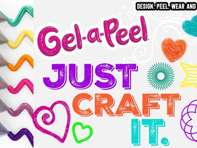 Gel-a-Peel 3D Design Station Review & GIVEAWAY