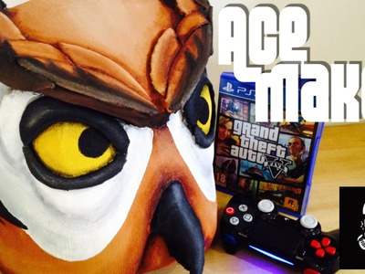 GTA 5 Owl Mask (Vanoss Gaming) - Ace Makes