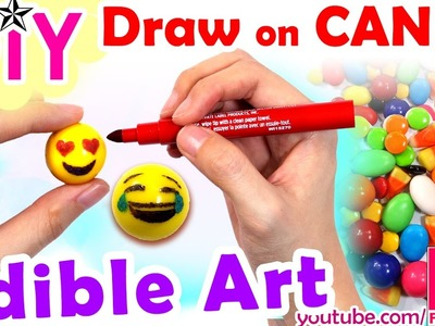 How to draw a candy design. Easy DIY Art