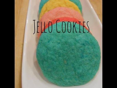 How to Make Jello Cookies