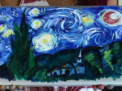 How To: Starry Night Laptop