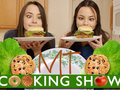 MT Cooking Show - The Perfect Merrell Twins Fatburger