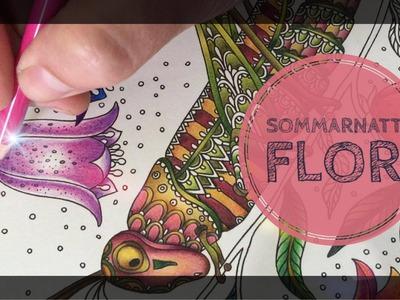 Sommarnatt - Flor