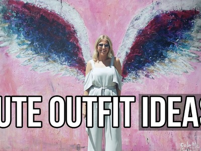 Summer Fridays | Cute Summer Outfit Ideas + GIVEAWAY!