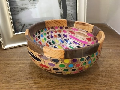 The Pencil Bowl Project