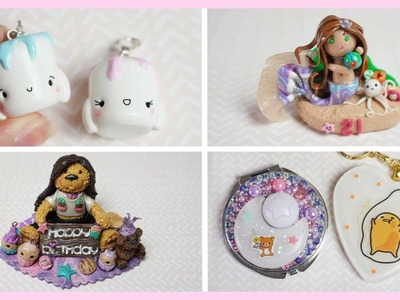 Birthday Package Opening Video #2 ● Blingit_Laura, MarshMellli, C.of.Beads & ClayBearsJDDesigns