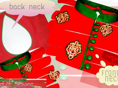 Designer Neckline For Kurtis.Salwar kameez Neckline For Stylish Look