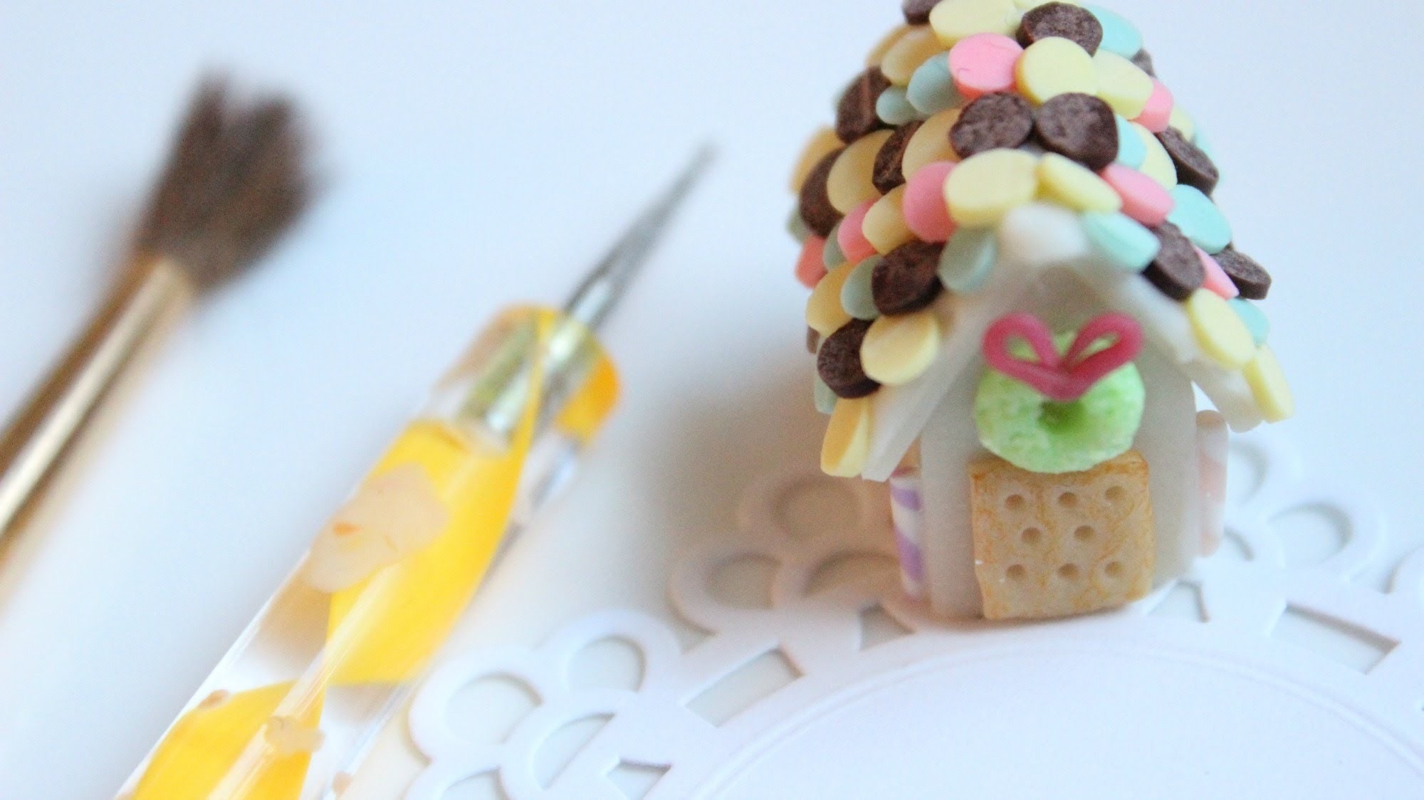 Gingerbread House ♡ Collab + GIVEAWAY ♡