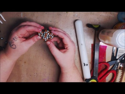 How to make a Polymer Clay Leopard Cane