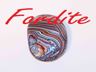 How to make Handmade Bead out of Fordite